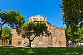 Topkapi Palace at Istanbul Turkey - travel architecture background