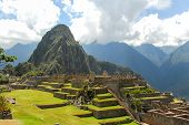 pic of wonderful  - Machu Picchu a Peruvian Historical Sanctuary in 1981 and a UNESCO World Heritage Site in 1983 - JPG