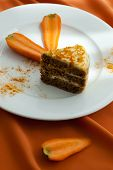 Brown Carrot Cake