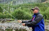 Backcountry Flyfishing in Yellowstone