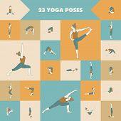 Yoga Poses.