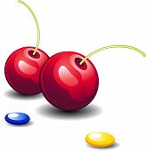 Cherries And Candy