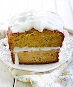 Courgette And Carrot Cake