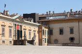Palazzo Pitti fragment
