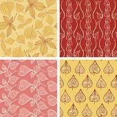 Leaf Patterns Collection
