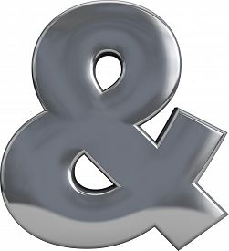 stock photo of ampersand  - Ampersand  - JPG