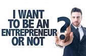 foto of entrepreneur  - Business man pointing the text - JPG