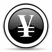 stock photo of yen  - yen icon - JPG