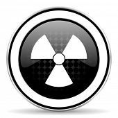 pic of atomizer  - radiation icon - JPG