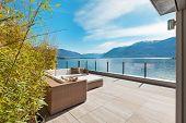 foto of penthouse  - modern architecture - JPG