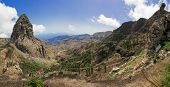 pic of canary  - Masca Village in Tenerife Canary Islands Spain - JPG