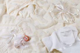 foto of christening  - Layette for newborn baby - JPG