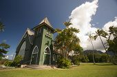 Church of Christ at Hanalei Town, Kauai, Hawaii