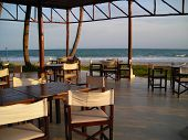 Outdoor Dining Area Found At Bintan, Indonesia