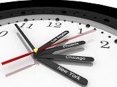 Clock Usa