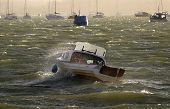Choppy Waters, Poole Harbour