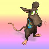 Toon Mouse 02 A