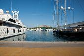 Super yachts.