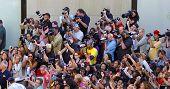 Medien und fans