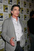 SAN DIEGO - JUL 21:  Peter Gallagher at the 2011 Comic-Con Convention at San Diego Convetion Center