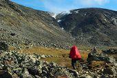 Hiking in Jotunheimen National Park