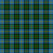 Macleod Tartan Plaid. Scottish Pattern In Green, Black, Yellow And Red Cage. Scottish Cage. Traditio poster