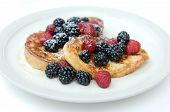 image of french toast  - Close - JPG
