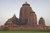 Walled Hindu Temple