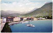 Lugano-Postkarte