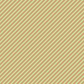 Light Green & Tan Diagonal Stripe Paper