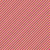 Pink & Green Diagonal Stripe Paper