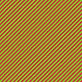 Bright Watermelon Diagonal Stripe Paper