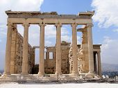 Greek Acropolis - The Erechtheum