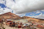 Silver mines of Cerro Rico �¢�?�? Potosi, Bolivia