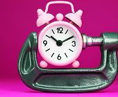 Pink Time Squeeze