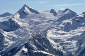 Kitzsteinhorn Peak And Ski Resort, Austria