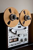 Analog Stereo Open Reel Tape Professional Sound Deck Recorder
