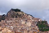 View Of Nicosia, Sicily