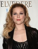 NEW YORK - MAY 01:  EVAN RACHEL WOOD arriving to 2nd Annual Mary J. Blige Honors Concert  on May 1, 2011 in New York, NY