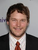 LOS ANGELES - AUG 02:  CHRIS PRATT arriving to Summer 2011 TCA Party - NBC  on August 02, 2011 in Beverly Hills, CA