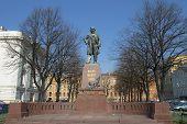 Monument Glinka