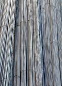 Reinforced Steel Rods