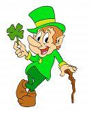 Leprechaun St Patrick's Day