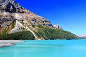 Peyto Lake In Banff Park