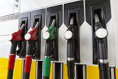Gas Pump Filler Handle