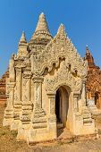 Ancient pagoda in Bagan