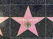 Johnny Grants Star On Hollywood Walk Of Fame