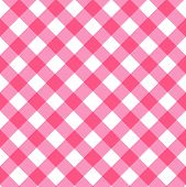 Red chequered gringham background