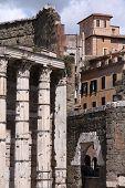 Trajan's Forum In Rome