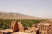 Morocco, Draa Valley, Kasbah Of Tamnougalt